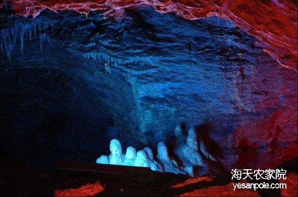 野三坡鱼谷洞风景区
